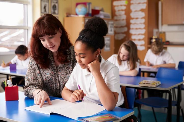 teacher-teach-student