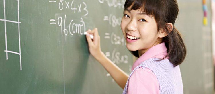 school-girl