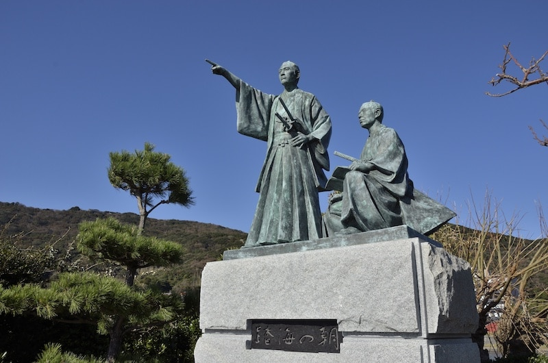 Bronze-statue-history