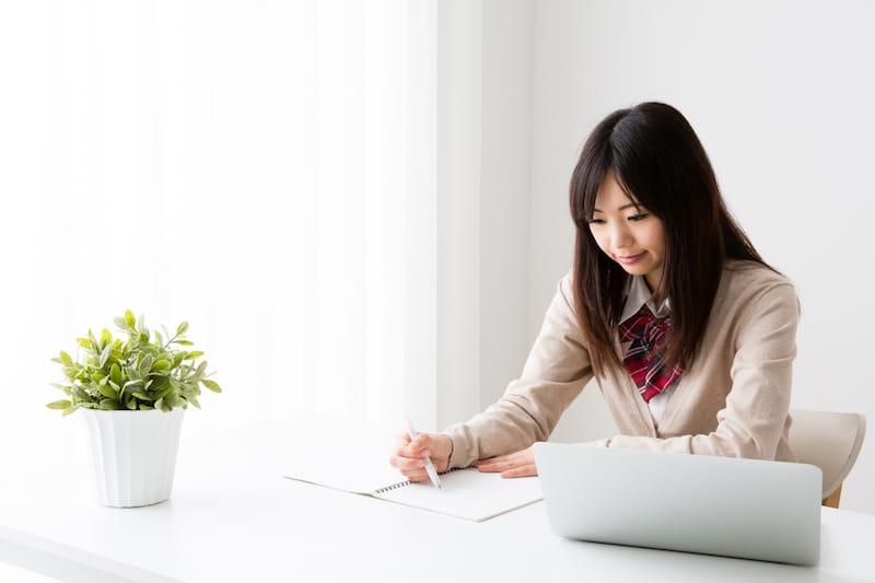 study-student-women-note-laptop