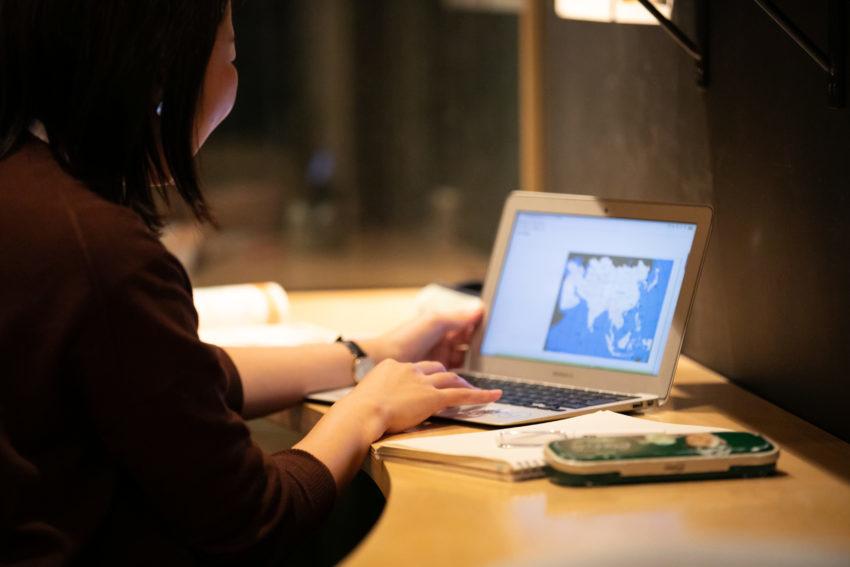 Study Roomのオンライン指導
