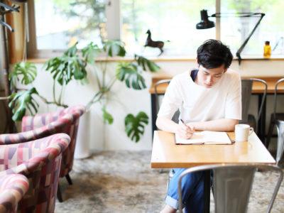 カフェ勉強