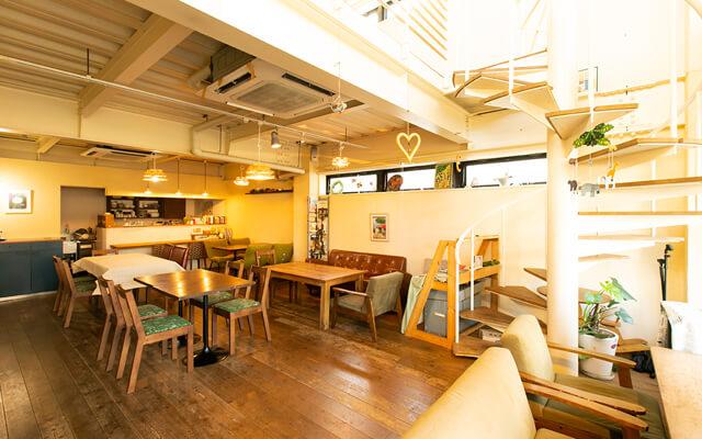 画像:SAKURA CAFE校教室