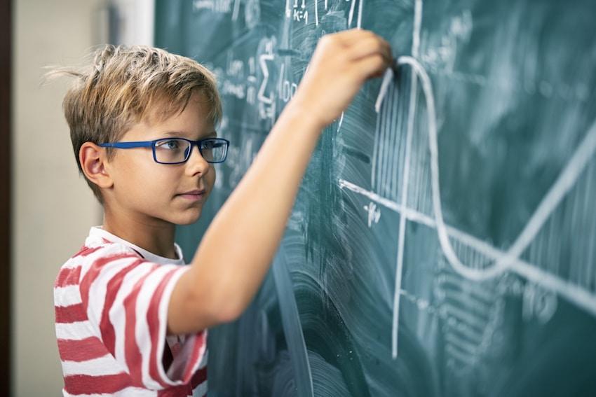 数学イメージ図